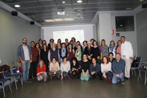Foto Familia XII Encuentro CCAA
