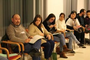 Integrantes de diversos colectivos sociales de Exrtremadura./ CONGDEX