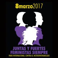 La Coordinadora Extremeña de ONGD (CONGDEX) se suma a los actos y el paro internacional de Mujeres convocados en torno al Día 8 de Marzo.