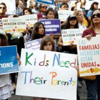 Comunicado Congdex y organizaciones de condena política migratoria EEUU