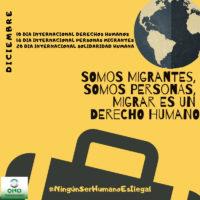 CERRAMOS LA CAMPAÑA: VOCES #DESPLAZADASPORELMUNDO