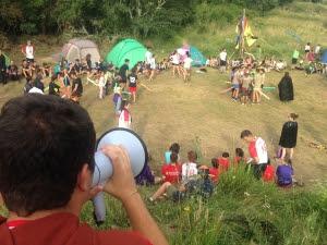 Campamentos Scouts Extremadura Verano