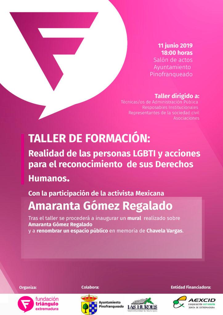LGTB Fundación Triángulo Pinofranqueado