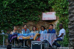 Programa de Radio Voces Refugiadas