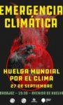Alianza Emergencia Climática Extremadura – Huelga Mundial Por El Clima 27 Septiembre