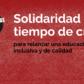 SOLIDARIDAD EN TIEMPO DE CRISIS_ENTRECULTURAS
