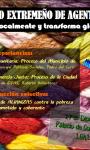 """II Encuentro Extremeño de Agentes Sociales:""""Coopera localmente y transforma globalmente"""""""