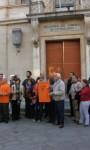 ESTO NOS AFECTA A TODXS!!! Concrentración para denunciar el desmantelamiento de la Cooperación al desarrollo organizada por La Plataforma 0,7 Extremadura