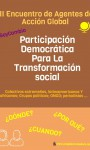 Participación democrática para la transformación social