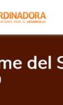 Presentación del Informe del Sector 2019_Coordinadora Ongd de España