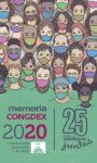 MEMORIA DE ACTIVIDADES CONGDEX 2020