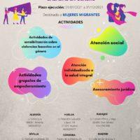 EPÍCLERA: Apoyo al empoderamiento y autonomía de las mujeres inmigrantes víctimas y potenciales víctimas de violencias basadas en género