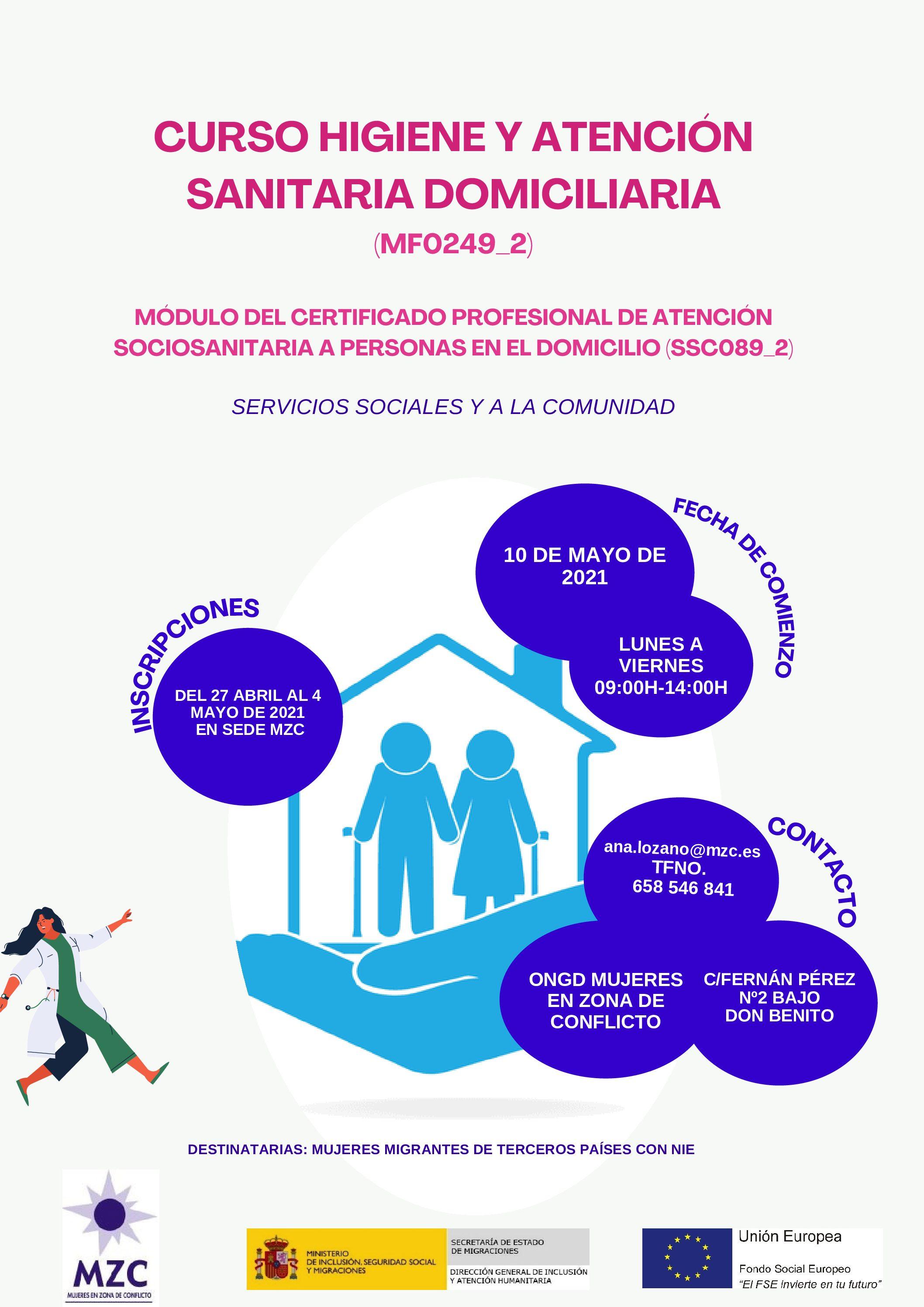 CURSO HIGIENE Y ATENCIÓN SANITARIA DOMICILIARIA_MZC