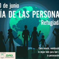 Acciones 20J: Día de las personas refugiadas