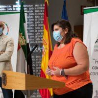 CONGDEX_Rueda de Prensa: Inicio del proceso de Consulta para la Nueva Ley de Cooperación Extremeña