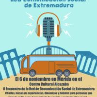 II Encuentro de la Red de Comunicación Social de Extremadura_AECOS